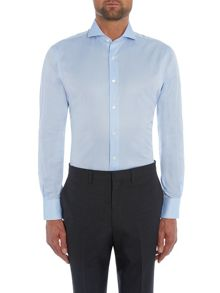 Chester Barrie L/S Contemp Richard Fine Leno Shirt S/C