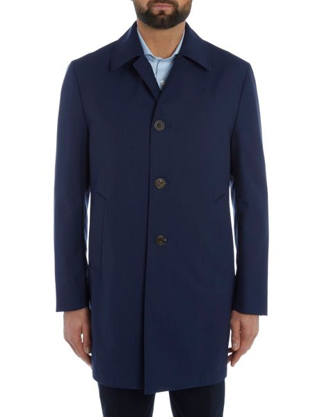 Chester Barrie Bayswater Check Raincoat