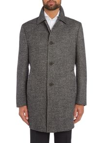 Chester Barrie Bayswater Check Topcoat