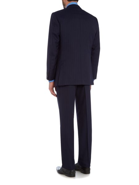 Chester Barrie Coloured Stripe Suit