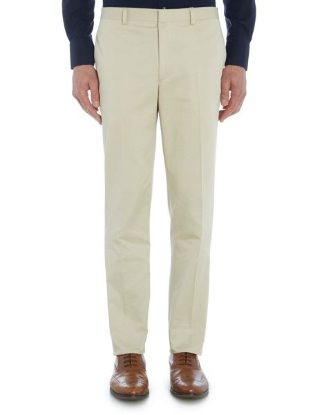 Chester Barrie Cotton Drill Trouser
