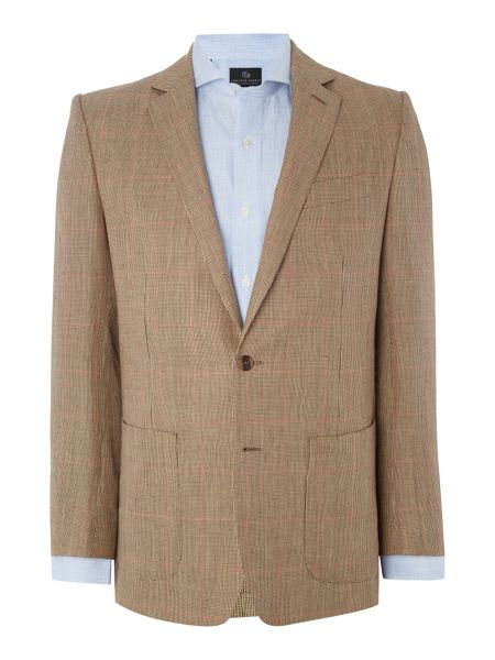 Chester Barrie Check Sports Jacket