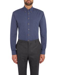 Chester Barrie Baden Flannel Slim Fit button down