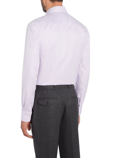 Chester Barrie CarltonTexture Tailored Fit shirt