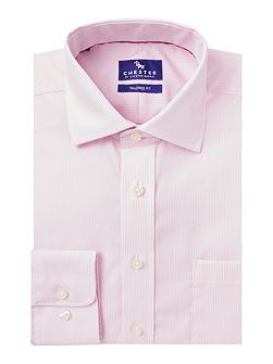 Carlton Fine StripeTailored Fit S/C