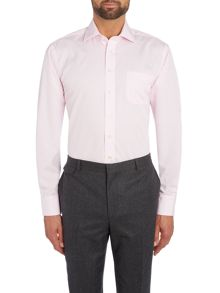 Chester Barrie Carlton Fine StripeTailored Fit S/C