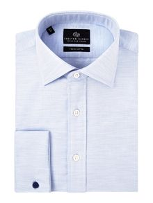 Chester Barrie Contemporary Melange Pinpoint Shirt