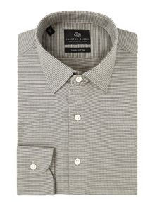 Chester Barrie Contemporary Soft Puppytooth Shirt
