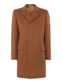 Chester Barrie Camel Epsom Coat