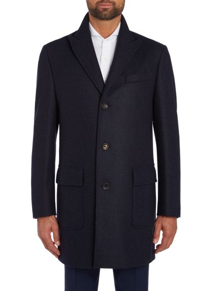Chester Barrie Wool Coat