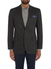 Chester Barrie Milled Birdseye Soho Jacket