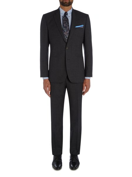 Chester Barrie Houndsooth 2 pc Piccadilly suit