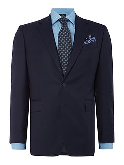 Albermarle Worsted Twill Suit