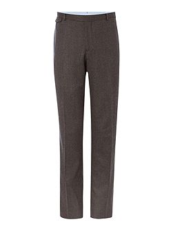 Grey Flannel Trousers