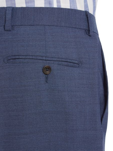 Chester Barrie Charcoal Flannel Trousers