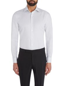 Chester Barrie Contemporary Broken Twill Shirt