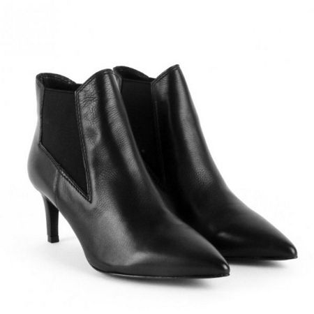 Ash Drastic leather  heeled boots
