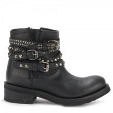 Ash Tatum leather biker boots
