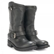 Ash Toxic leather biker boots