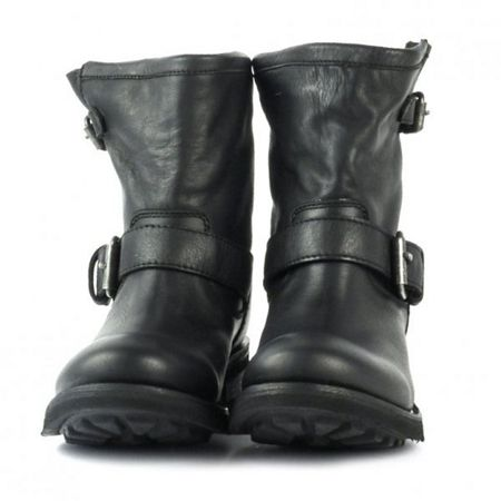 Ash Tears destroyer leather boots