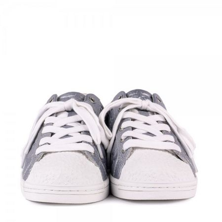 Ash Cosmic embossed leather trainers