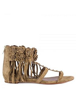 Ophely suede sandals