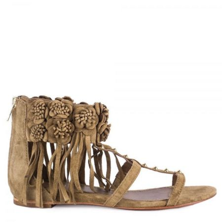 Ash Ophely suede sandals