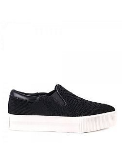 Knight slip on trainers