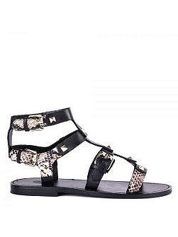 Morocco leather sandals