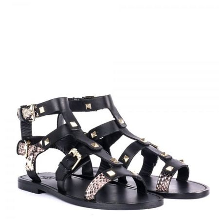 Ash Morocco leather sandals
