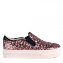 Ash Jungle bis leather trainers