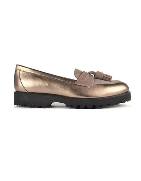 Elia B High track loafers