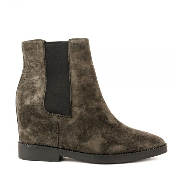 Ash Gong ankle boots Brown