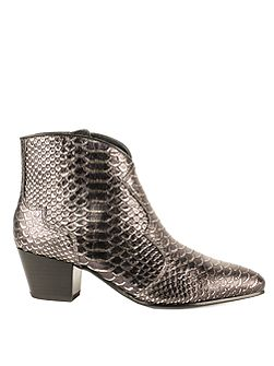 Ash hurrican heeled ankle boots