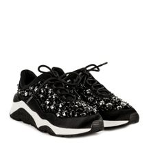 Ash Muse beads trainers