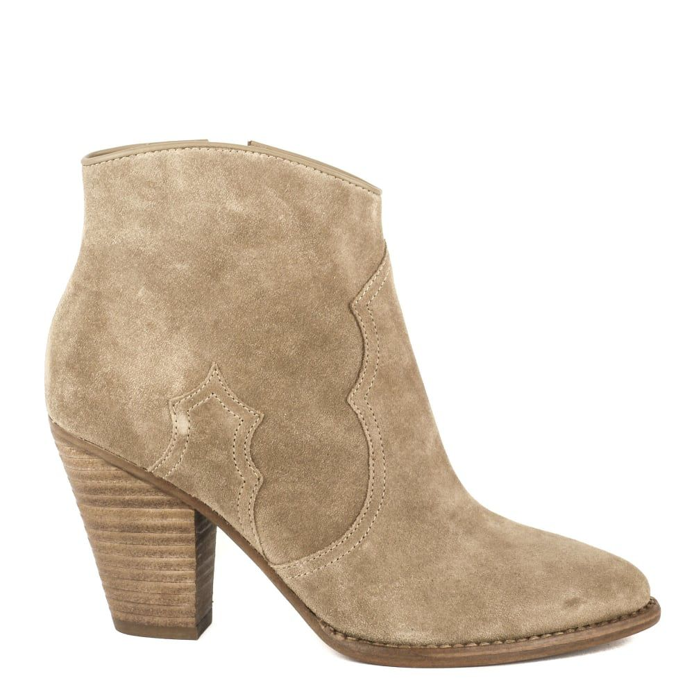 Ash Joe ankle boots Brown