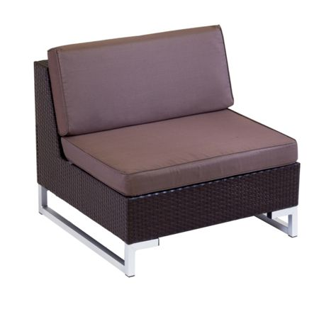 Cozy Bay Manhattan rattan arm sofa joint unit