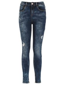 Mr Freedom FAYE Super Skinny, High Waist Jeans