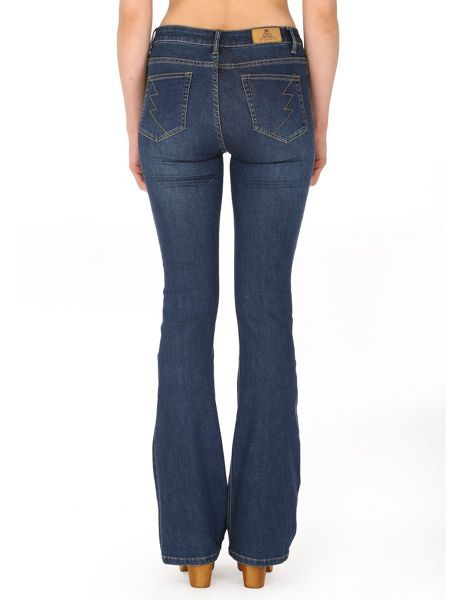 Mr Freedom CHRISTIE Regular Rise Flare Jeans