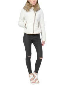 Urban Bliss Short puffer jacket