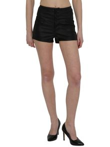 Urban Bliss PU High Waist Hot pant
