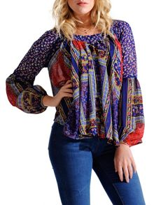 Urban Bliss Olivia Bell Sleeve Top
