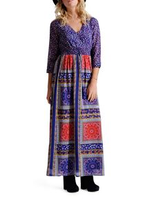 Urban Bliss Peasent Maxi Dress