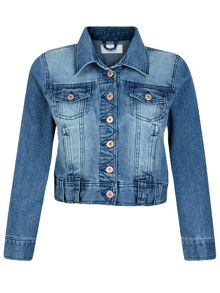 Urban Bliss Denim Western Style Jacket