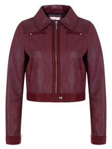 Urban Bliss Barbara PU Suede Jacket