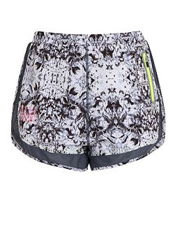 Printed Woven Short With Inner Pant