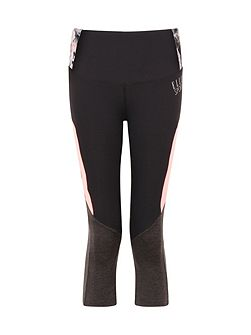 Colour Block Performance Capri