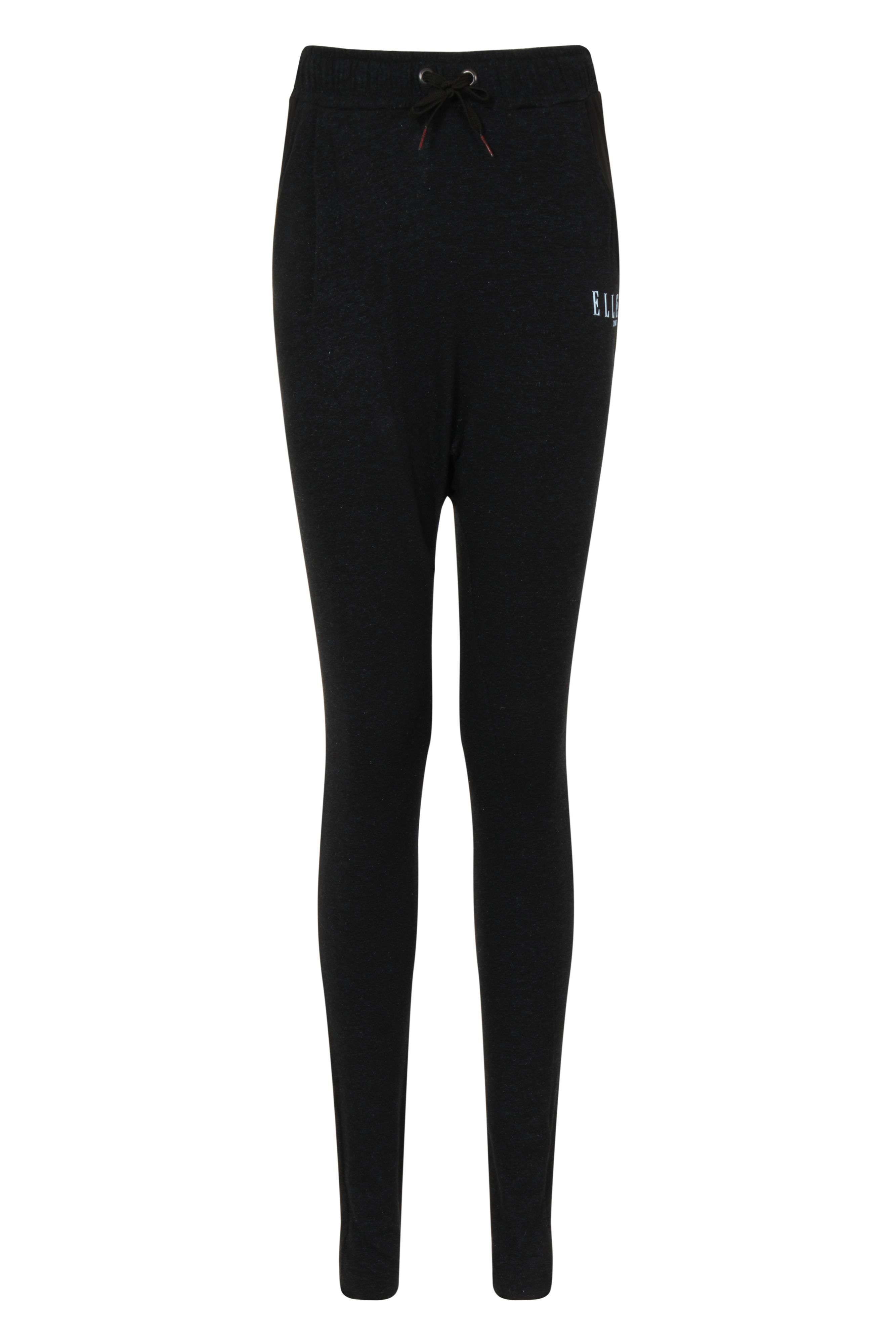 Elle Sport Super Soft Slim Leg Lounge Pant, Midnight