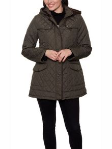 David Barry Luxury Detachable Hooded Jacket