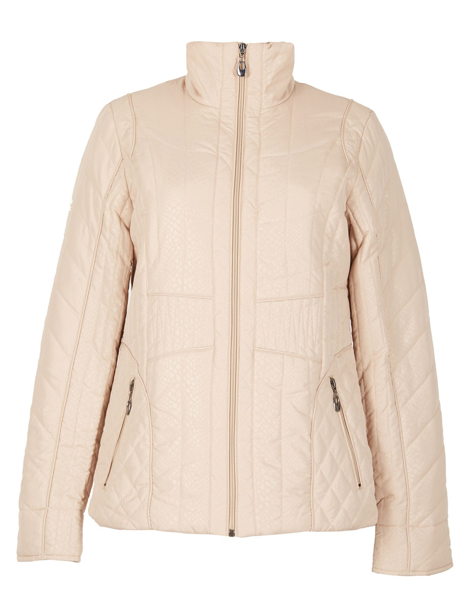 David Barry Ladies Jacket, Stone